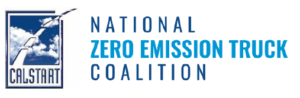 logo for CALSTART's National Zero Emission Truck Coalition